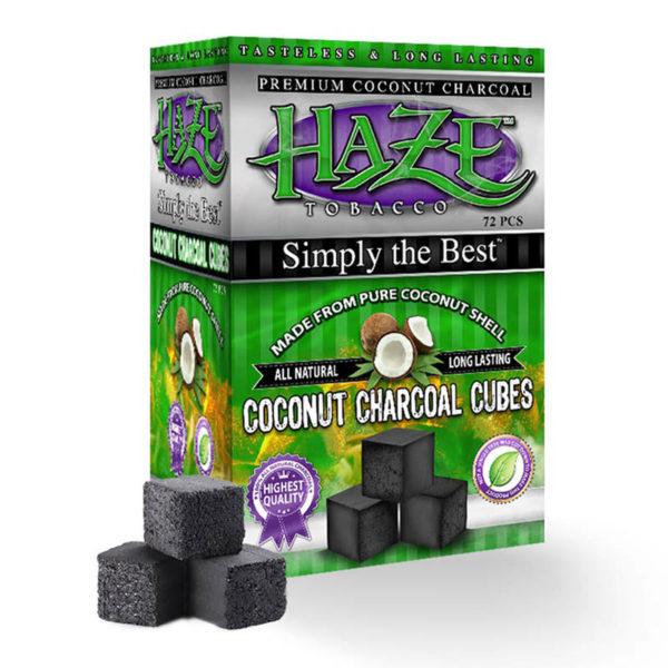 Haze™ Coconut Charcoal Cubes