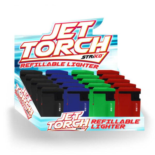 STRíKO™ Jet Torch Lighter 124