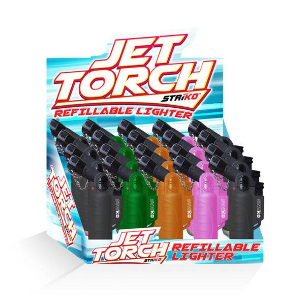 STRíKO™ Jet Torch Lighter 125